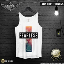 lion tank top fitness