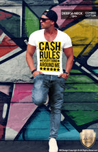 cash rules everything around me t-shirt