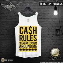 funny slogan tank top