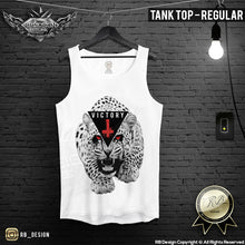 mens trendy regular victory tank top