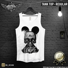 skull tank top rb design