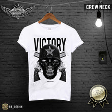 rb design army skul t-shirt