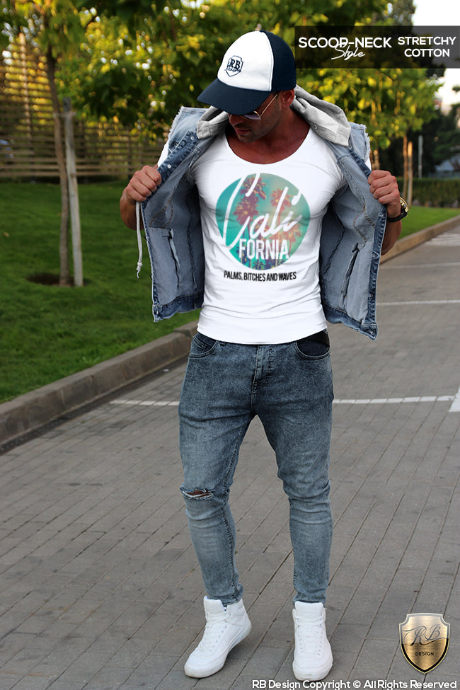 mens fashion tees online