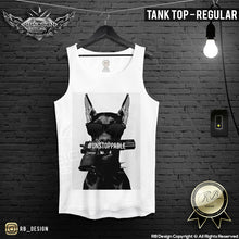 men Rottweiler tank top