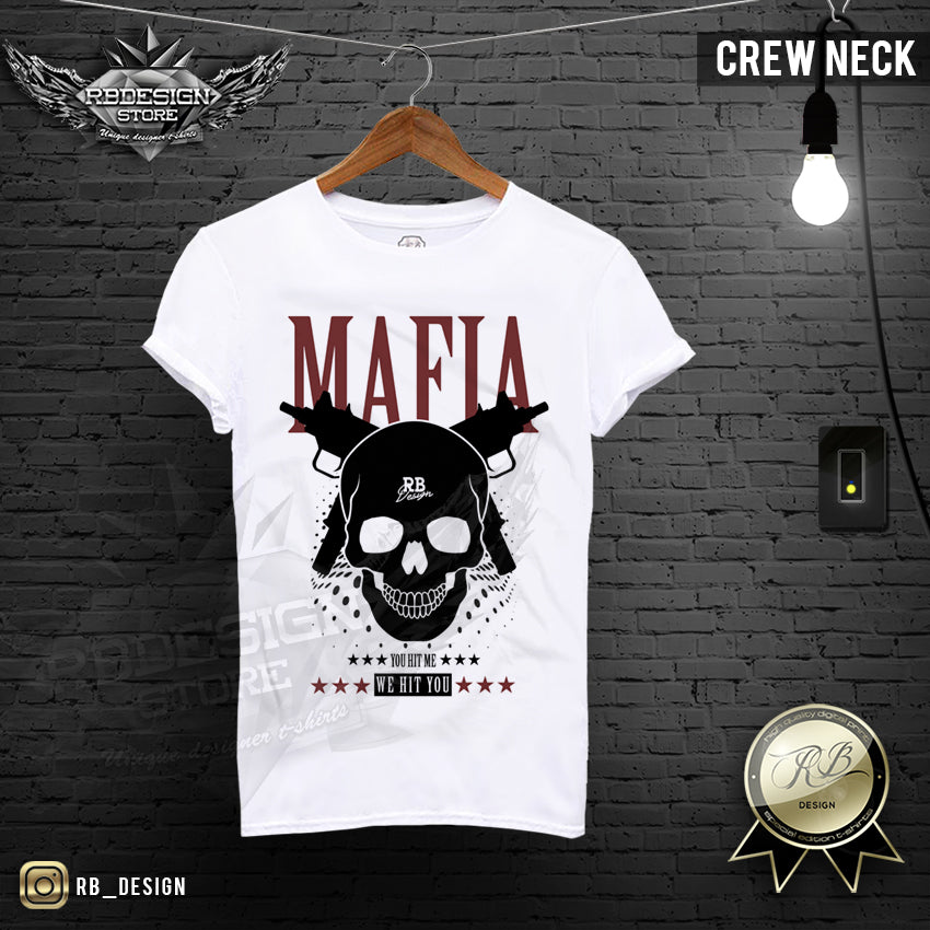 mens mafia t-shirt