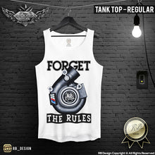 mens turbocharger tank top