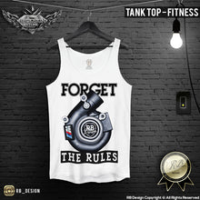 bmw mens turbocharger tank top