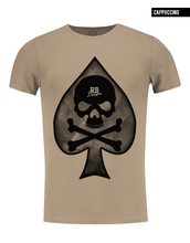 skull mens fashion tee shirts