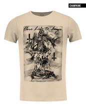 mens fashion skeleton t shirts