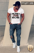 money over bitches t-shirt