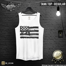 army flag t-shirt
