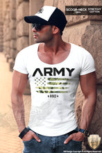 mens muscle fit t-shirt