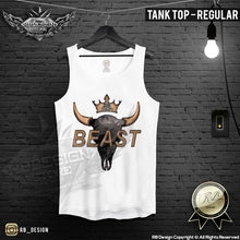 training tank top beast