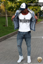 blessed mens fashion top