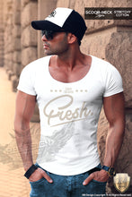 mens super fresh t-shirt summer outift