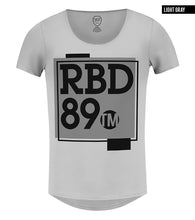 gray rb design t-shirt luxury top