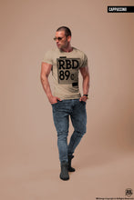 Men's T-shirt RBD Brand Cool Scoop Neck Muscle Fit Tee / Color Option / MD799