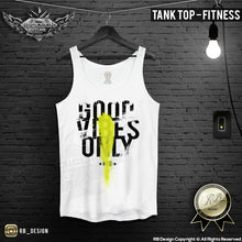 training tank top mens gym gear