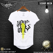 scoop neck muscle tee