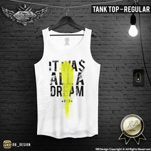 training tank top it was all a dream
