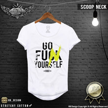 go fun yourself funny joke t shirt