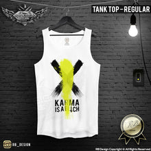 graphic tank top for men