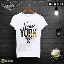 Men's T-shirt New York MD828