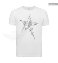 Men's Casual White T-shirt MD867