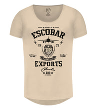 designer graphic t-shirt pablo escobar