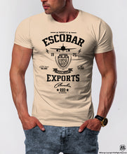 fashion pablo escobar t-shirt