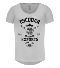 escobar graphic t-shirt