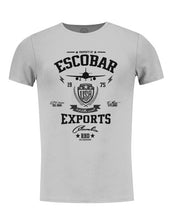 "Men's T-shirt ""Escobar Exports"" / Color Option / MD884"