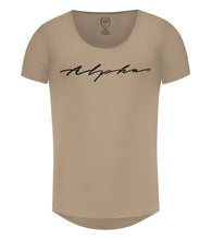 Alpha Casual Men's T-shirt Muscle Fit / Color Option / MD885