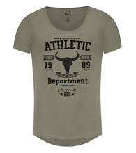 RB Design Athletic Department Men's T-shirt HQ Stretch Cotton / Color Option / MD889