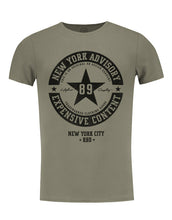 New York Expensive Content Premium Men's Graphic T-shirt / Color Option / MD891