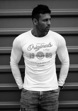 mens designer brand long sleeve t-shirts
