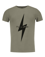 "Cool Mens Casual T-shirt Flash Slim Fit Graphic Tee ""Faith""/ Color Option / MD897"