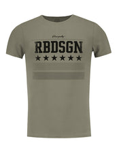 Casual Men's T-shirt Premium Quality Stretch Cotton RB Design Brand Tee / Color Option / MD899