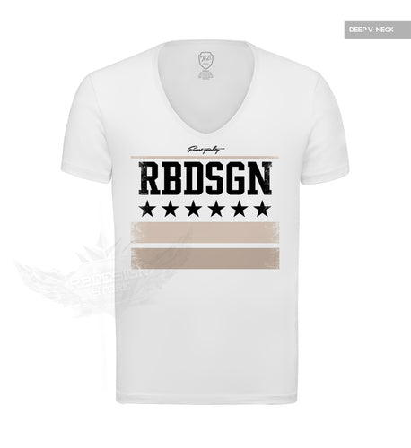 bb23e7b61292 Dream Chaser Mens White T-shirt Slim Fit Motivation Tee MD877. RB Design.  $21.99. Finest Quality RB Design Men's T-shirt Urban Fashion Graphic Tee  MD899BG