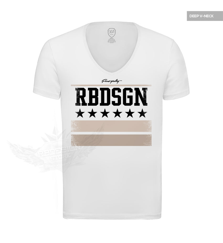 Finest Quality RB Design Men's T-shirt Urban Fashion Graphic Tee MD899BG