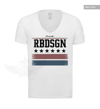 Finest Quality RB Design Men's T-shirt Urban Fashion Graphic Tee MD899RB