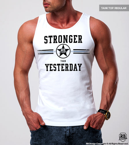 mens training tank top