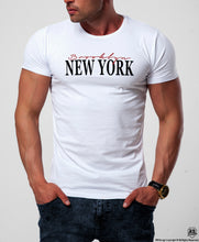 crew neck t-shirt New york