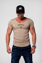 "Men's T-shirt ""American Eagle"" Khaki Gray Beige / Color Option / MD927"