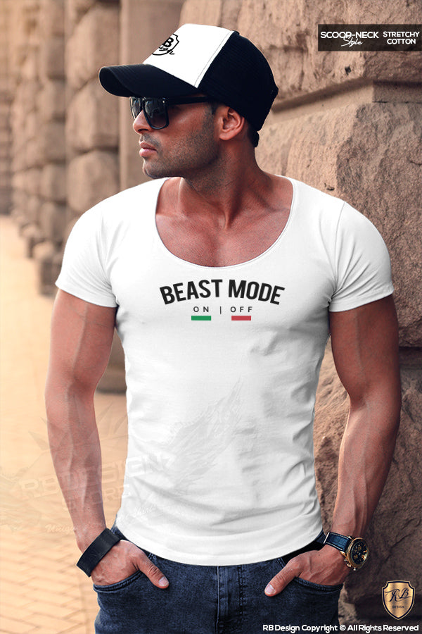 Men's T-shirt Beast Mode ON MD930