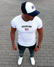 Men's T-shirt Discipline MD933