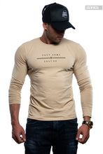 "Mens Long Sleeve T-shirt ""Easy Come Easy Go"" MD947"