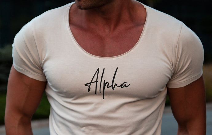 Men's T-shirt Alpha MD948