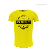 "Men's T-shirt ""New York"" MD950"