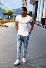 "Mens T-shirt ""New York City"" MD950"